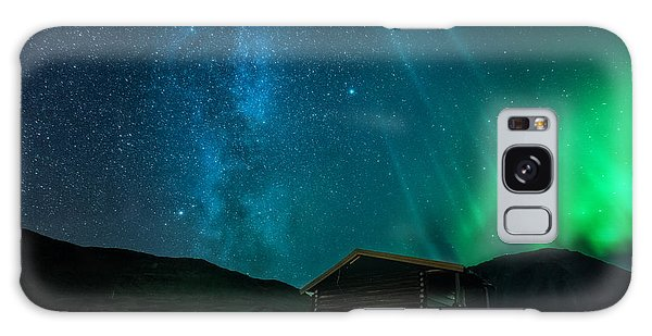 Milky Way Galaxy Case - The Cabin by Tor-Ivar Naess