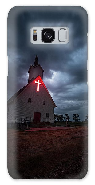 Galaxy Case featuring the photograph The Calling by Aaron J Groen