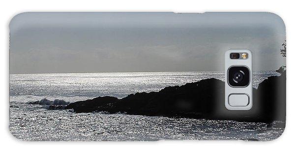 The Calming Sea Galaxy Case