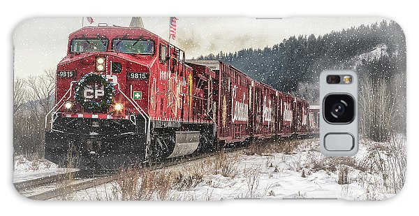 The Canadian Pacific Holiday Train Galaxy Case