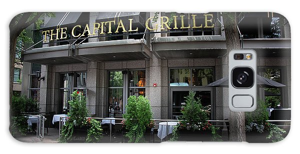 The Capital Grille Galaxy Case