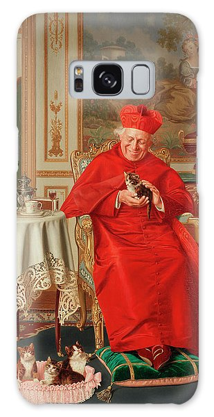 Style Galaxy Case - The Cardinal's Favourite by Andrea Landini