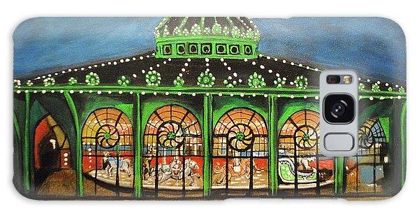The Carousel Of Asbury Park Galaxy Case