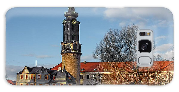 The Castle - Weimar - Thuringia - Germany Galaxy Case