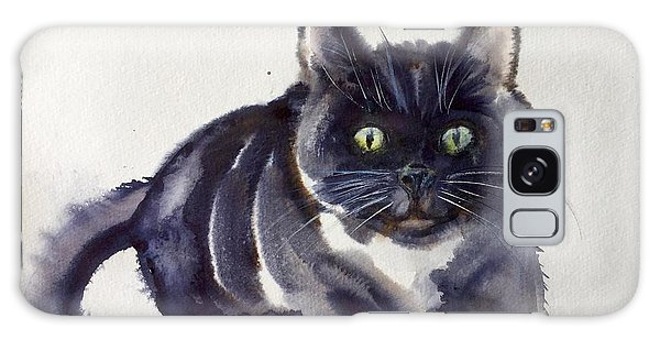 The Cat 8 Galaxy Case