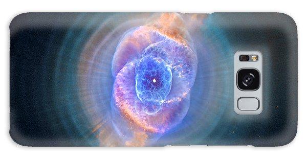 The Cat's Eye Nebula Galaxy Case
