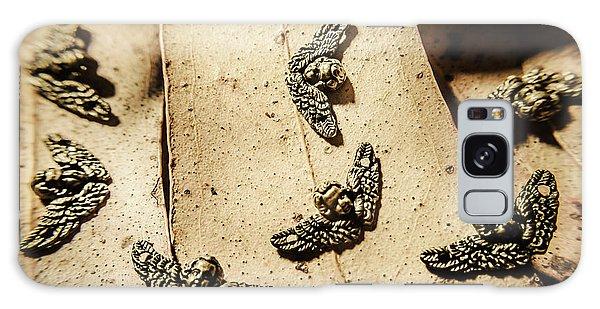 Metal Leaf Galaxy Case - The Cherubs Of Love by Jorgo Photography - Wall Art Gallery