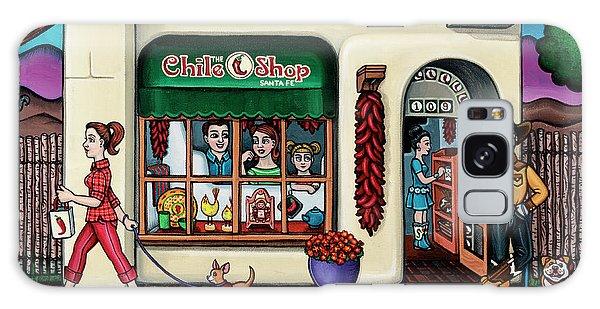 The Chile Shop Santa Fe Galaxy Case