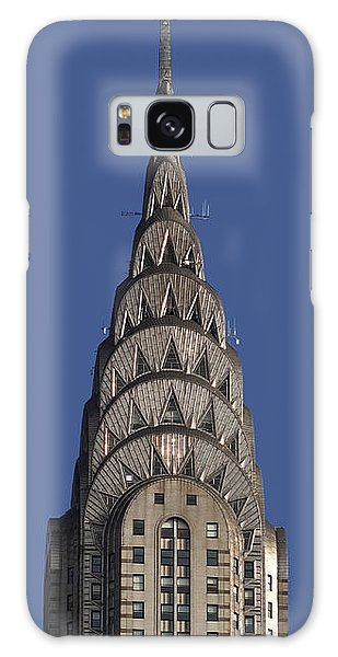 The Chrysler Building - Deco Detail Galaxy Case