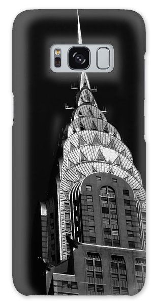 Chrysler Building Galaxy S8 Case - The Chrysler Building by Vivienne Gucwa