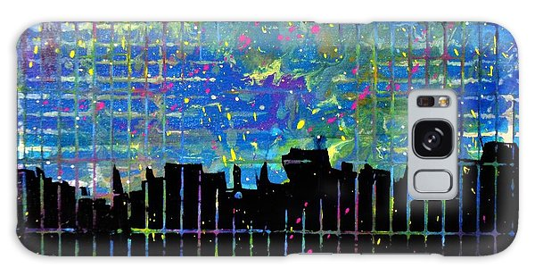 The City Galaxy Case