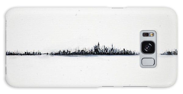 The City New York Galaxy Case