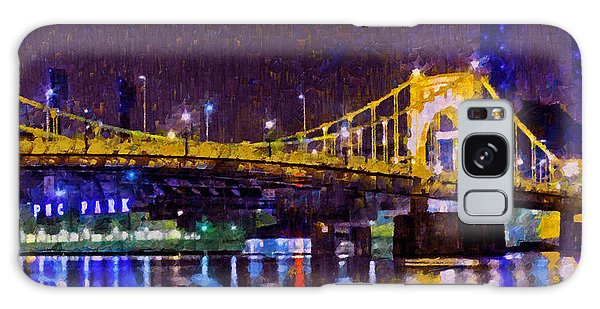 The Clemente Bridge Heading To The Northshore Galaxy Case