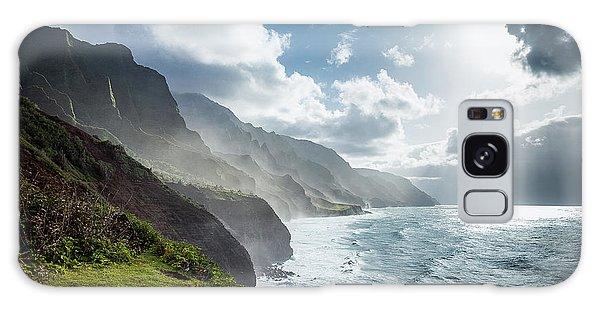 The Cliffs Of Kalalau Galaxy Case