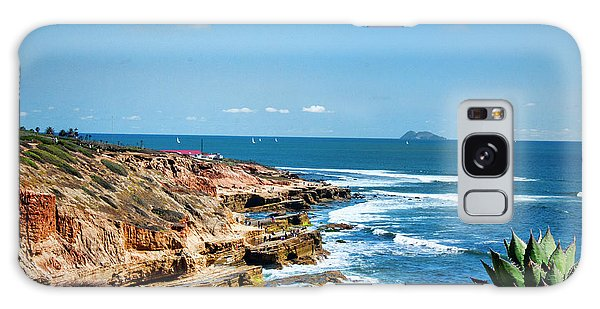 The Cliffs Of Point Loma Galaxy Case