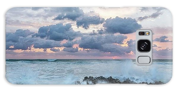 Galaxy Case - The Coastline In Jupiter, Florida by Jon Glaser