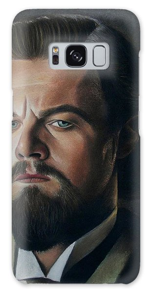 The Cold Expression - Leonardo Dicaprio Galaxy Case