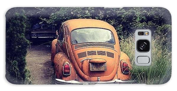 Volkswagen Galaxy Case - The Color Of Eugene by Lisa Boylan