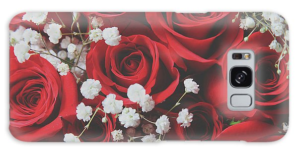 The Color Of Love Galaxy Case by Laurie Search
