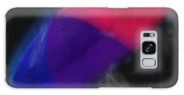 The Color Of Rain Galaxy Case