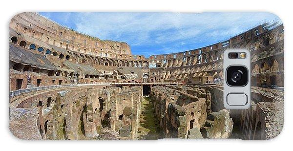 The Colosseum Galaxy Case