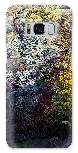 The Colours Of Autumn Galaxy Case