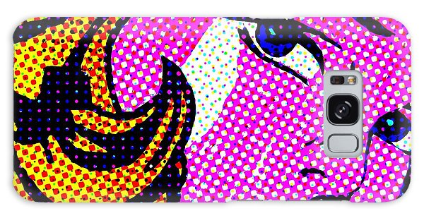 Batgirl Comic Girl Galaxy Case