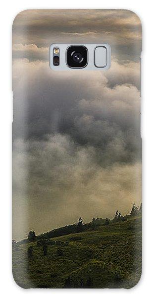 Summer Storm - Roan Mountain Galaxy Case