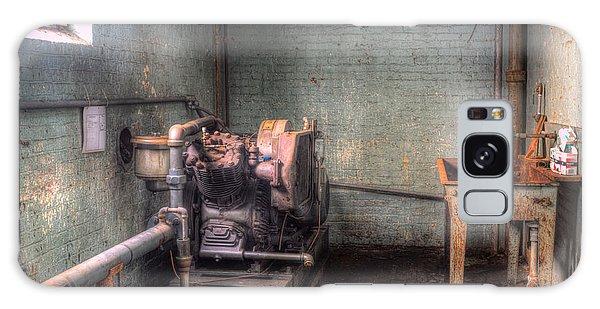 The Compressor Galaxy Case by David Bishop