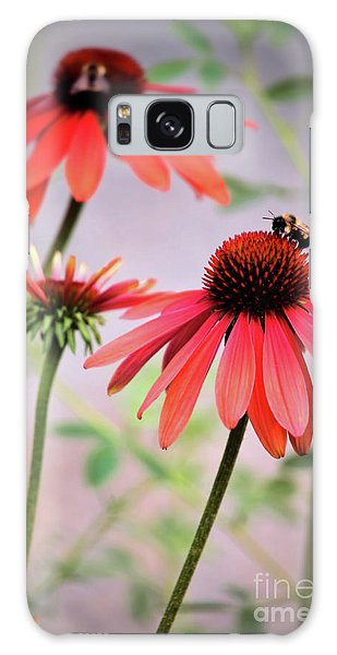 The Coneflower Collection Galaxy Case