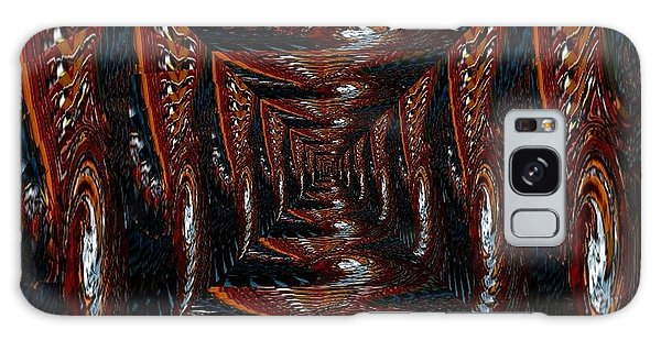 The Corridor To Slip In Galaxy Case