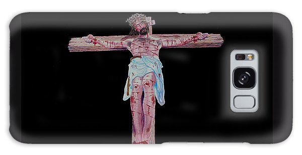 The Crucifixion Galaxy Case by Stan Hamilton