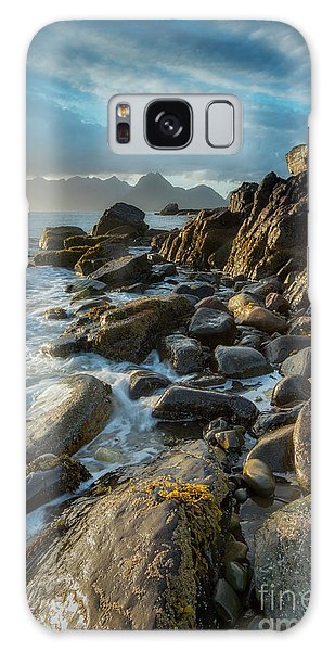 The Cuillin From Elgol Galaxy Case