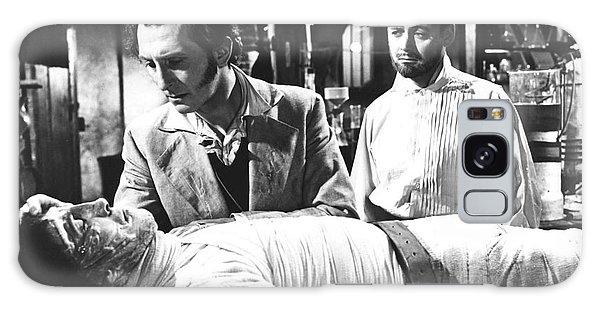 The Curse Of Frankenstein 1957 Baron Victor Frankenstein Galaxy Case