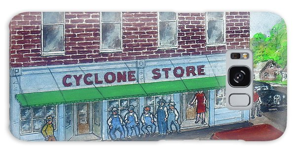 The Cyclone Store 1948 Galaxy Case