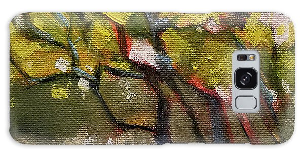 The Dance Abstract Tree Woods Forest Wild Nature Galaxy Case