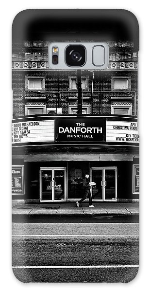 The Danforth Music Hall Toronto Canada No 1 Galaxy Case