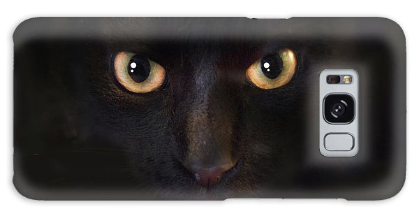 The Dark Cat Galaxy Case