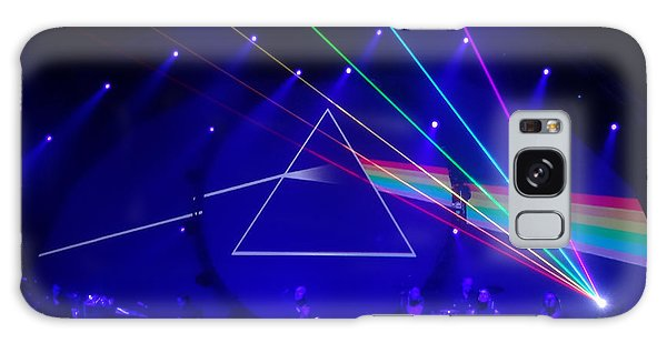 The Dark Side Of The Moon. Brit Floyd Space And Time World Tour 2015 Galaxy Case