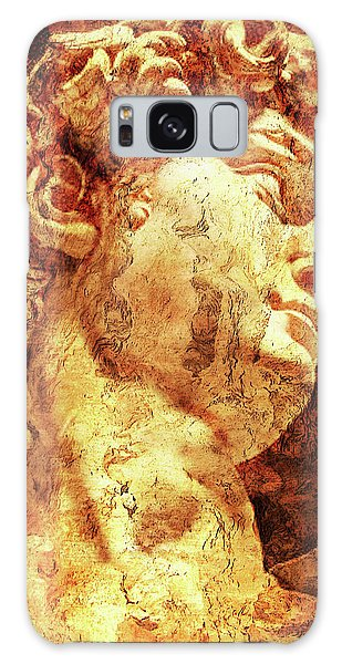 The David By Michelangelo Galaxy Case by J- J- Espinoza