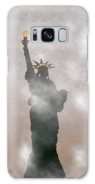 9/11 Darkest Day In Usa History Galaxy Case