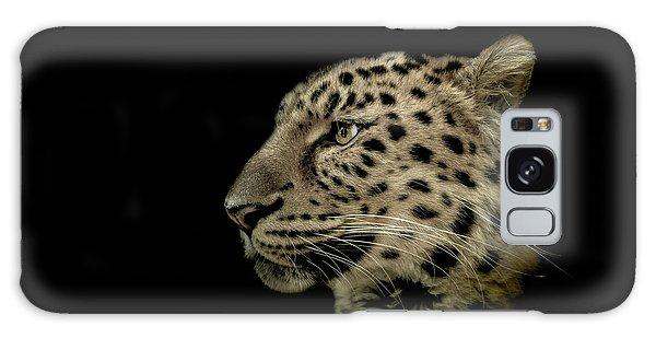 Leopard Galaxy S8 Case - The Defendant by Paul Neville