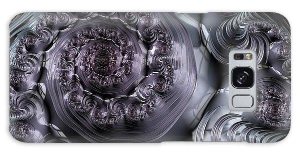 The Depth Of A Spiral Eye Galaxy Case