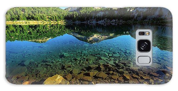 The Depths Of Lake Helen Galaxy Case