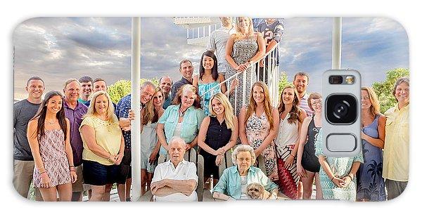 The Dezzutti Family Galaxy Case