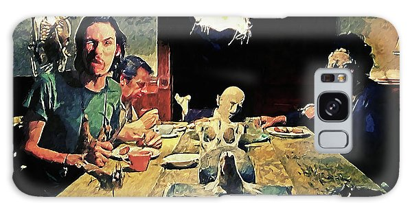 The Dinner Scene - Texas Chainsaw Galaxy Case
