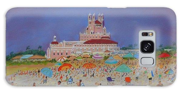The Don Cesar,st.pete's Beach Galaxy Case