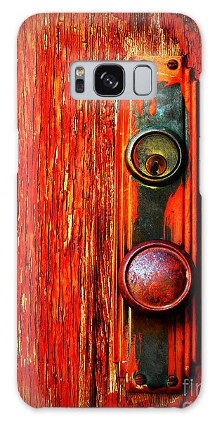The Door Handle  Galaxy Case
