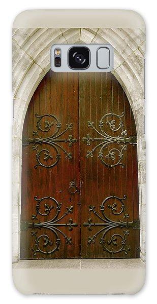 The Door Of Opportunity Galaxy Case