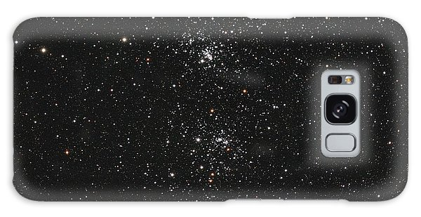 The Double Cluster Galaxy Case